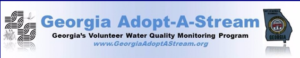 Georgia Adopt-A-Stream Log0